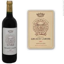 30 years of château gruaud 2007 chateau gruaud larose julien prices