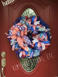 patriotic wreath americana wreath 4th of july wreath memorial
