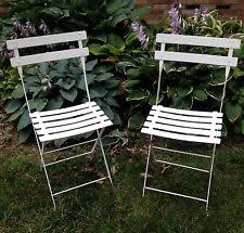 Wrought Iron Patio Furniture Vintage Wrought Iron Chairs Ebay