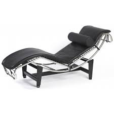 Modern Chaise Lounge Corbusier Style Leather Modern Lc4 Chaise Longue 624 99