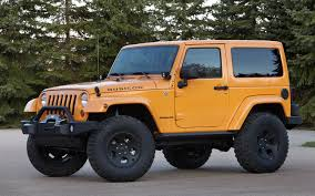 mopar jeep renegade jeep mopar unveil six concepts ahead of moab jeep safari truck