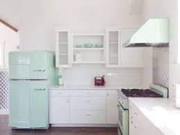 jadite green kitchen appliances from big chill u0027s retro line