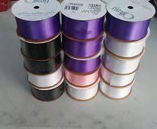offray ribbon wholesale ribbon spools ebay