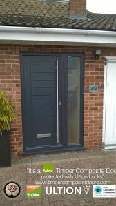 Kitchen Set Aluminium Composite Panel Our Modern Range Of Composite Doors Complete With A Stainless