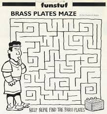 lds org primary manual obtaining the brass plates