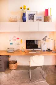 best 25 butcher block desk ideas on pinterest ikea desk top built in wall desk on a budget butcher block