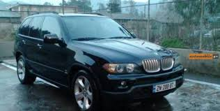 Bmw X5 2005 - bmw x5 2005 automobile ge