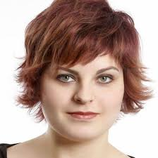 hairstyle for heavier face on woman best 25 fat face haircuts ideas on pinterest hairstyles for fat