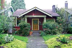 Perfect Little House A Craftsman Neighborhood In Portland Oregon Old House