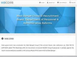west bengal group d result 2017 interview call letter released