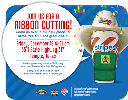 ribbon stores stripes convenience stores announce stripes store 2482 grand
