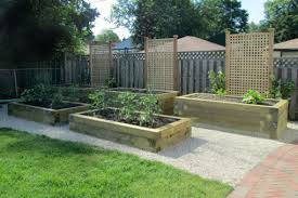 raised vegetable gardens nature u0027s perspective landscaping