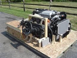 hellcat engine swap worlds first hellcat turnkey engines cleveland power u0026 performance