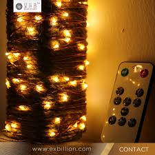 led christmas lights with remote control christmas decor 10m remote controlled usb powered led string light