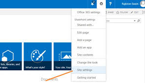 how to save site as a site templates in sharepoint online