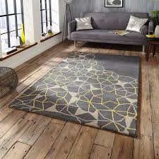 Modern Yellow Rug 145 Best Yellow Rugs Images On Pinterest Contemporary Rugs Gray
