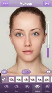 make up artist app perfect365 makeup editor beauty enhancer fashion artist
