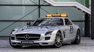 mercedes sls amg gt f1 safety car gets upgraded to mercedes sls amg gt