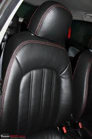 Leather Auto Upholstery Leather Car Upholstery Karlsson Bangalore Page 4 Team Bhp
