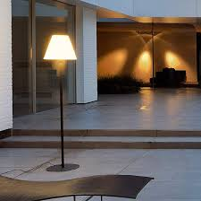 Patio Floor Lights by Lighting Up Your Outdoor Living Room Lamps Plus