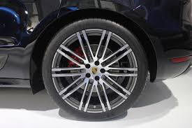 porsche turbo wheels porsche macan turbo alloy wheel indian autos blog