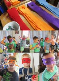 fun tmnt party young ninja turtles