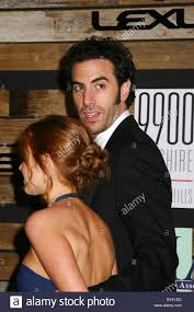 lexus beverly hills service center sacha baron cohen and isla fisher the ema u0026 e golden green party