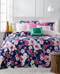 Macy Bedding Comforter Sets Whim By Martha Stewart Collection Fleurtatious 5 Pc Full Queen