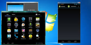 pc to android to emulate android and run android apps on your pc