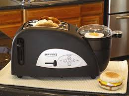 Toaster With Egg Maker Back To Basics Egg U0026 Muffin Toaster 4 Minute Breakfast Sandwich