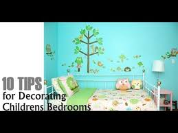 Tips For Decorating Childrens Bedrooms Interior Design Ideas - Interior design childrens bedroom