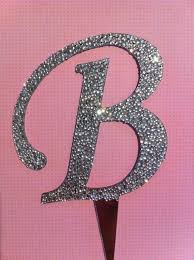 b cake topper blingy b cake topper weddingbee photo gallery