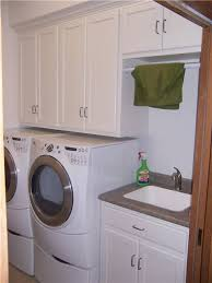 Laundry Room Sinks With Cabinet 27 Coolest Basement Laundry Room Ideas Laundry Room Cabinets