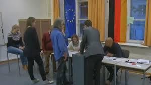 ouverture des bureaux de vote élections législatives ouverture des bureaux de vote en allemagne