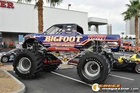new bigfoot monster truck sema photos november 1 2016 gauge magazine