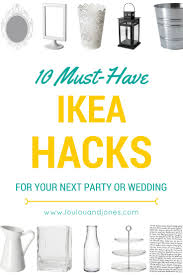 best 25 ikea wedding ideas on pinterest wedding decorating