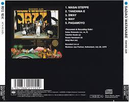sadao watanabe swiss air 1975 2014 japan jazz collection 1000