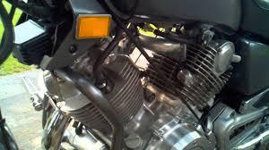 81 yamaha virago xv750 single carburetor manifold youtube