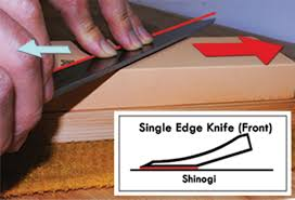 How To Sharpen Kitchen Knives Knife Sharpening