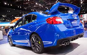 subaru wrx hatch 2018 subaru wrx sti rear view hatchback blue kueli hatch 2018 best
