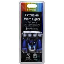 led test light autozone type s smart multi color micro light kit lm55391606 read reviews