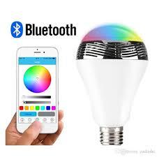 bluetooth music light bulb smart colourful bluetooth music bulb paybest