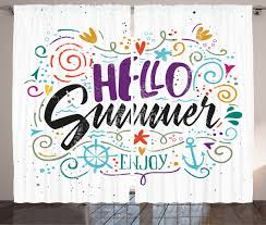 Anchor Print Inspirational Print Quot - east urban home quote motivational welcomig hello summer enjoy
