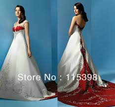 cheap red and white wedding dresses wedding short dresses