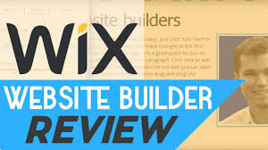 wix website builder review much more than