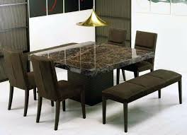 marble top dining table set u2013 dining room table and chairs