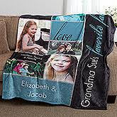 personalized blankets for personalizationmall