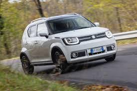 jeep suzuki 2016 new suzuki ignis 2wd 2017 review auto express