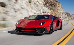 lamborghini aventador on the road 2016 lamborghini aventador lp750 4 superveloce test review car
