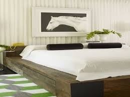 Low Platform Bed Plans by Best 25 Unique Bed Frames Ideas On Pinterest Tree Bed Rustic